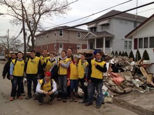 Mormon Helping Hands after Hurricane Sandy